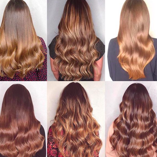 Vixen & Blush Hair Extension Styling - Vixen & Blush
