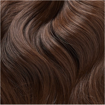 Invisible Tape Hair - 3 - Chocolate Brown