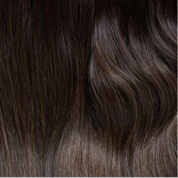 Invisible Tape Hair - C2 - Soft Mocha Balayage