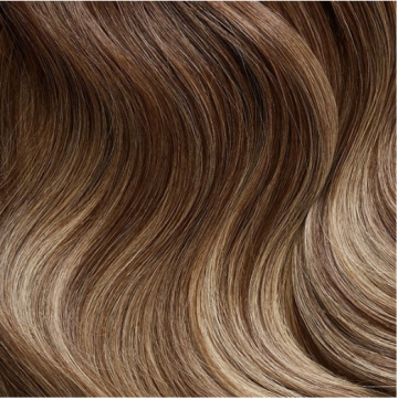 Invisible Tape Hair - W10 - Mixed Blonde/Brunette