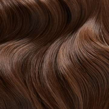 W1 - Warm Dark Brown Hair Extensions