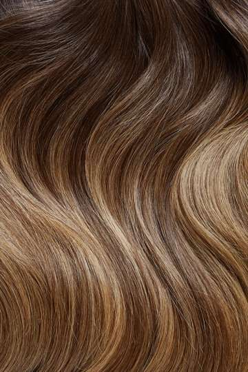 Shade W13 - Golden Brown Balayage