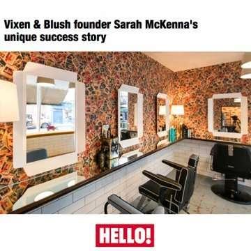 Vixen & Blush Press - Hello Magazine
