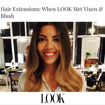 Vixen & Blush Press - Look Magazine