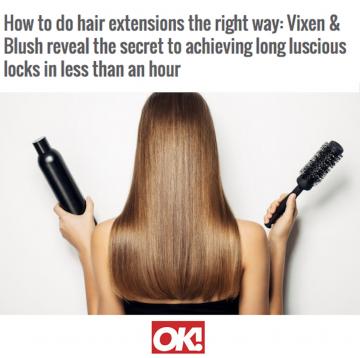 Vixen & Blush Press - OK Magazine