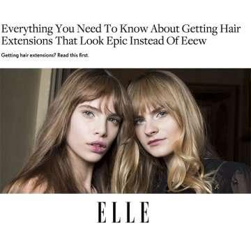 Vixen & Blush Press - Elle Magazine