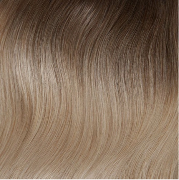 Invisible Tape Hair – C17 - Bright Blonde Balayage