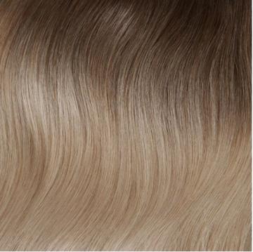 Half Head With Sides – C17 - Bright Blonde Balayage