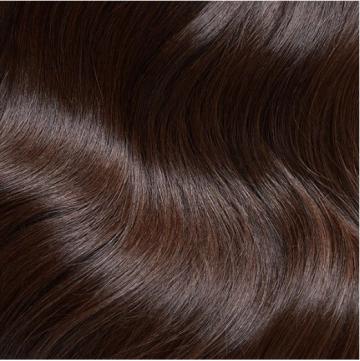 Weft Hair 90g - C1 - Dark Brown