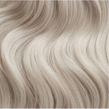Weft Hair 90g - C10 - Bright Baby Blonde