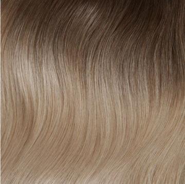 Weft Hair 90g- C17 - Bright Blonde Balayage