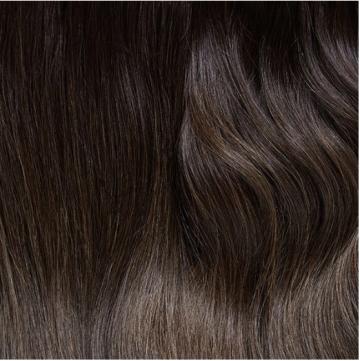 Weft Hair 90g - C2 - Soft Mocha Balayage