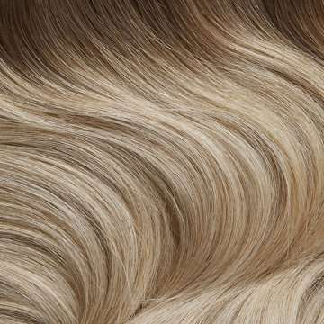 Half Head 100g – W15 - Rooted Highlighted Blonde