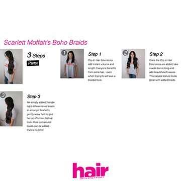 Hair Press for Vixen & Blush