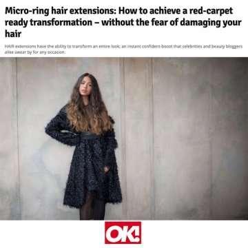 Ok Magazine Press for Vixen & Blush
