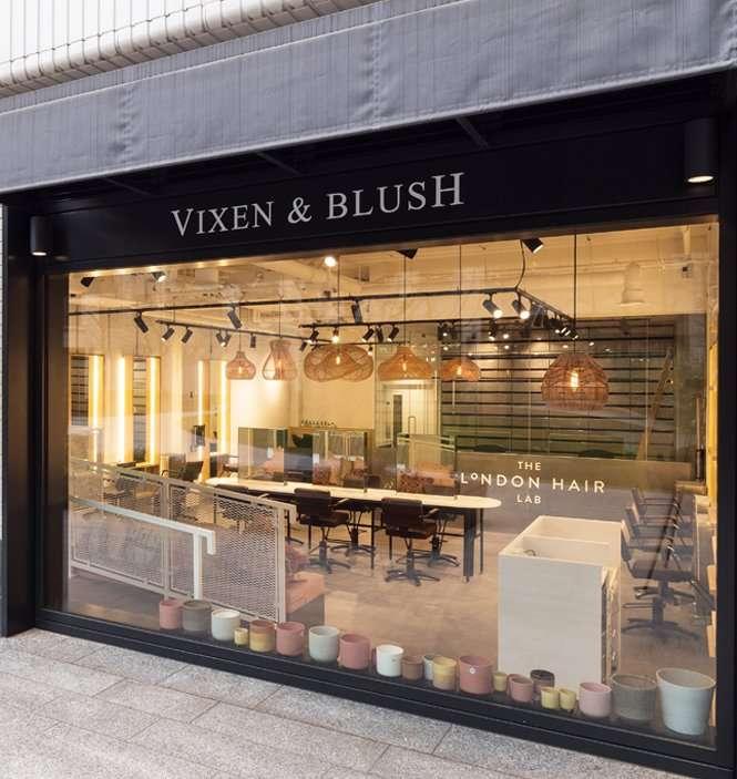 Vixen and Blush Salon
